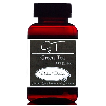 Green Tea - 98% Extract - Non-GMO