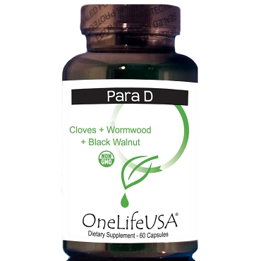 PARA D – Targeted natural microbial detox cleanse. Easy 10-day program.