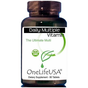 Daily Multiple - Ultimate Daily - Non-GMO